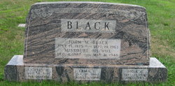 Missouri <i>Sterner</i> Black