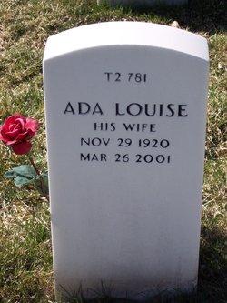 Ada Louise Hughes