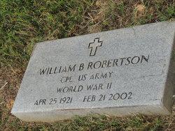 William Bernard Robertson