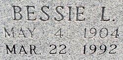 Bessie Lee <i>Buckholts</i> Zellner