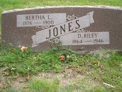 D. Riley Jones