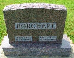 Bessie D <i>Duncan</i> Borchert