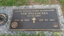 Sam William Rea