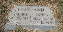 Clarence Fulton Travland