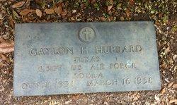 Gaylon Harold Hubbard