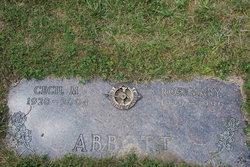 Rosemary Rose <i>Rachow</i> Abbott