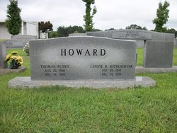 Lennie Ruth <i>Kicklighter</i> Howard