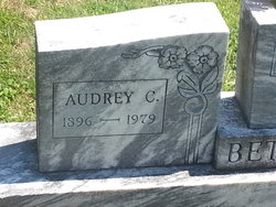 Audra Beatrice Audrey <i>Croy</i> Bethel