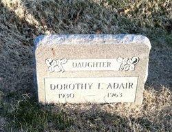 Dorothy L. Adair