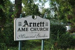 Arnette Memorial Garden