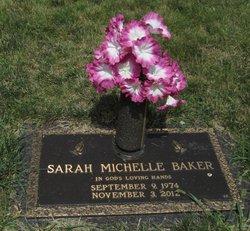 Sarah Michelle <i>Hansen</i> Baker