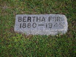 Bertha Fore