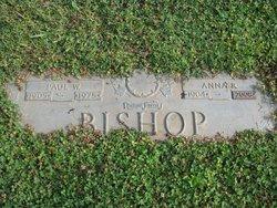 Paul W Bishop