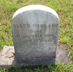 Allen Howland