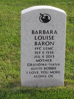 Barbara Louise <i>Fernandez</i> Baron
