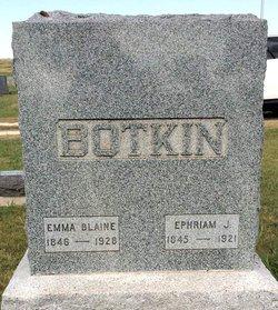 Emma <i>Blaine</i> Botkin