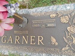 Marjorie <i>Anderson</i> Garner