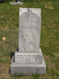 Allen E Dille
