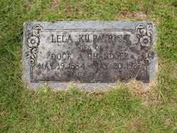 Lela Arabella <i>Kilpatrick</i> Chandler