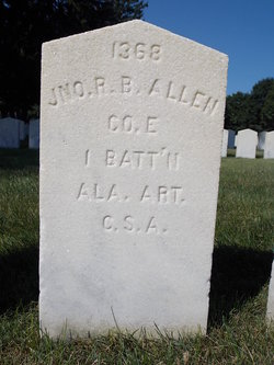 John R B Allen