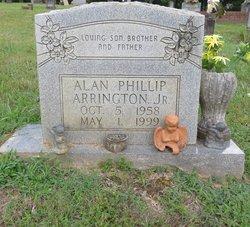 Alan Phillip Arrington, Jr
