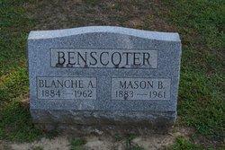 Blanche Alice <i>Engler</i> Benscoter