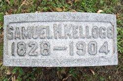 Samuel Hendricks Kellogg