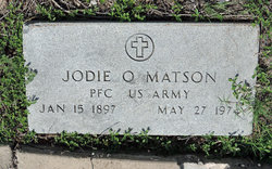 Jodie O Matson