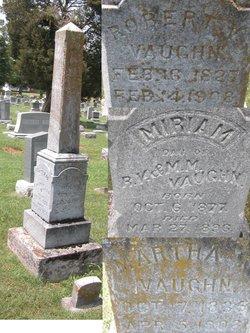 Martha <i>Mitchell</i> Vaughn