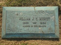 William Joseph Charles Muncey