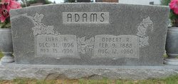 Odbert R Adams