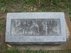 Grace M. <i>Abbott</i> McCreary