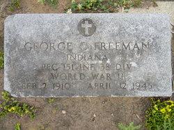 George C Freeman