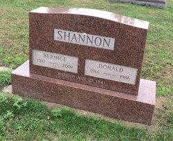 Bernice Shannon