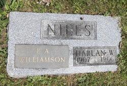 Harland W Niles