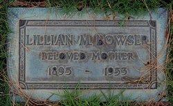 Lillian Magdalene <i>Reuter</i> Bowser