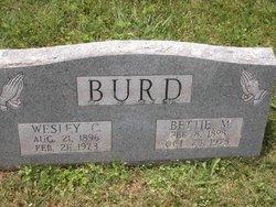 Bettie <i>Mitchell</i> Burd