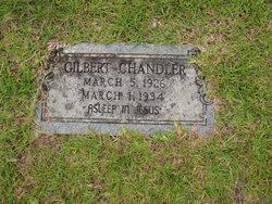 Gilbert Chandler