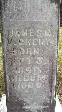 James M Vickery