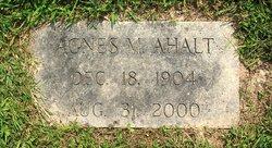 Agnes <i>Hess</i> Ahalt