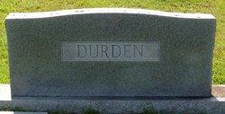 Sara B <i>Gill</i> Durden