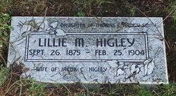Lillie M <i>Smith</i> Higley