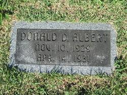 Donald Dee Albert