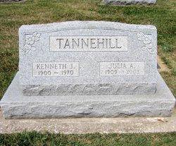 Julia A. <i>Elsinger</i> Tannehill