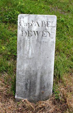 Capt Abel Dewey