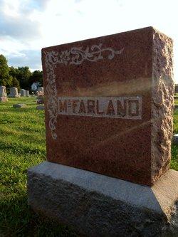 Charles W McFarland