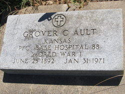 Grover Charles Ault
