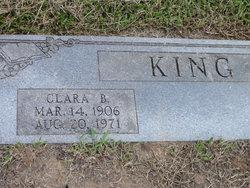 Clara Belle <i>DeShazer</i> King