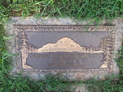 George Richard Adams, Jr