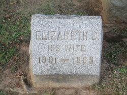 Elizabeth <i>Dickerson</i> Reger